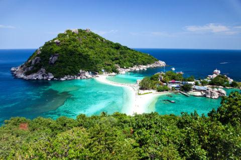 Phuket + Krabi + Koh Samui + Phi Phi + Yao Yai